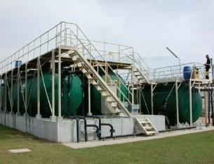 Hệ thống xử lý nước thải sinh hoạt nhà hàng, khách sạn theo công nghệ AO