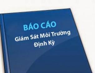 Báo cáo giám sát môi trường định kỳ tại Đà Nẵng