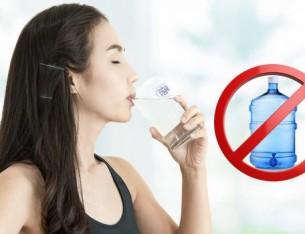 Tạp chất trong nước và sức khỏe