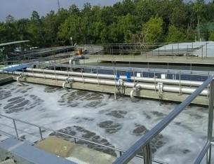 Hệ thống xử lý nước thải khu dân cư