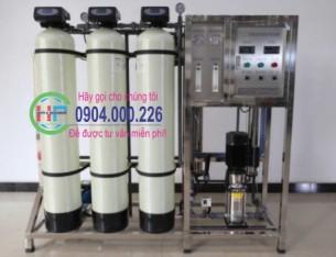 Hệ thống lọc RO 500 lít/giờ – Lọc nước tinh khiết 500 l/h