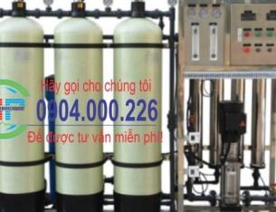 Hệ thống lọc nước RO 1000 lít/h