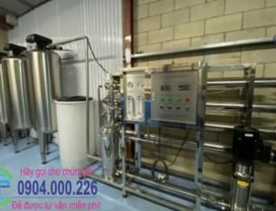Hệ thống lọc nước công nghiệp 2000 lít/h