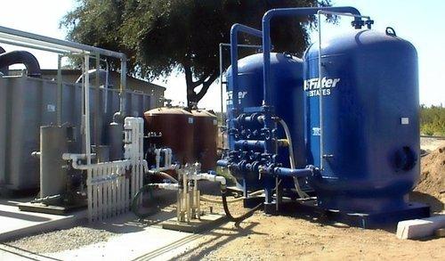 Hệ thống xử lý nước ngầm