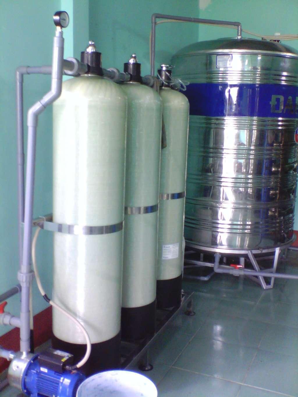 Bộ lọc nước đầu nguồn