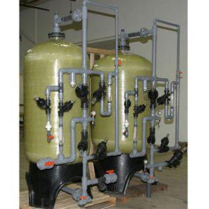 quy trình xử lý nước nhiễm phèn