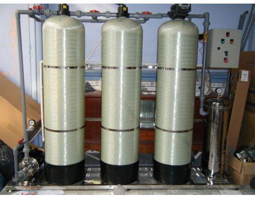 hệ thống lọc nước sinh hoạt