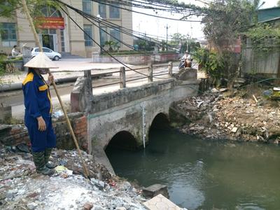 Thiết kế thi công cải tạo hệ thống xử lý nước thải khu dân cư