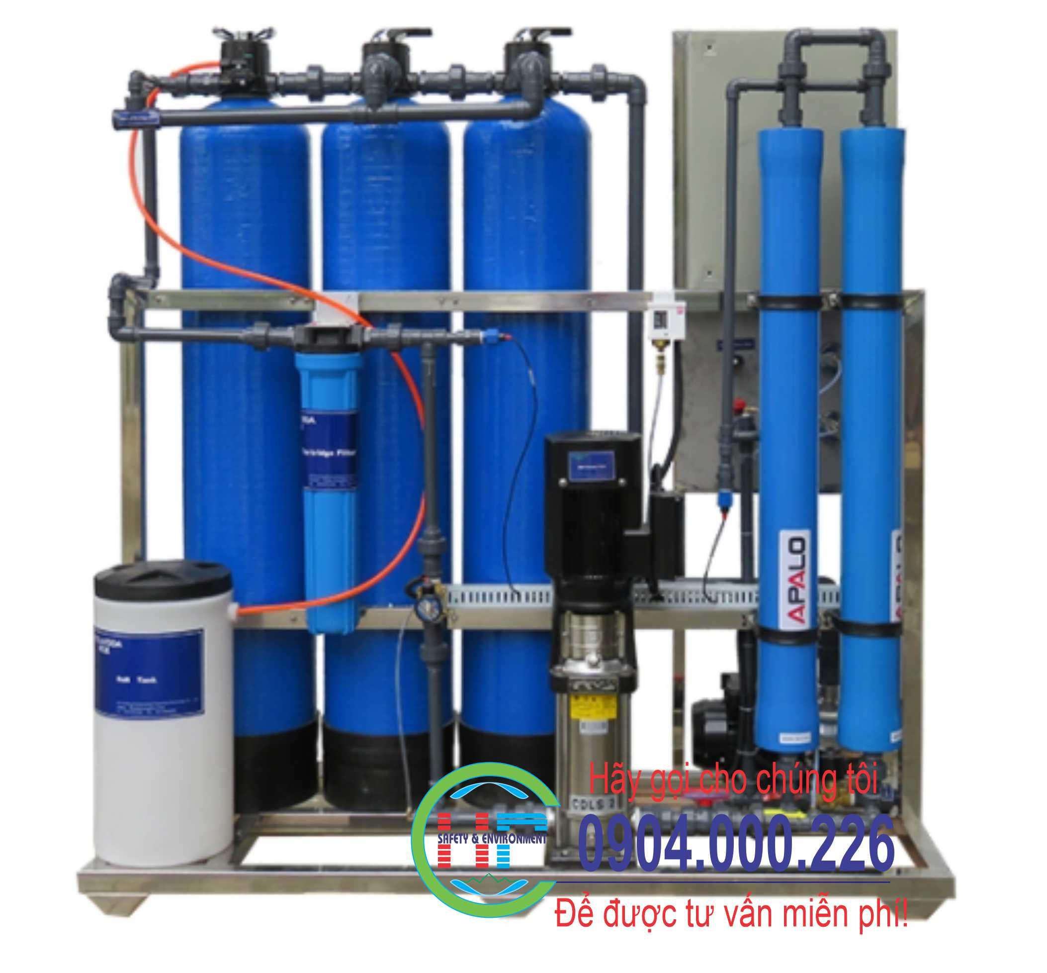 Hệ thống lọc nước RO 500L