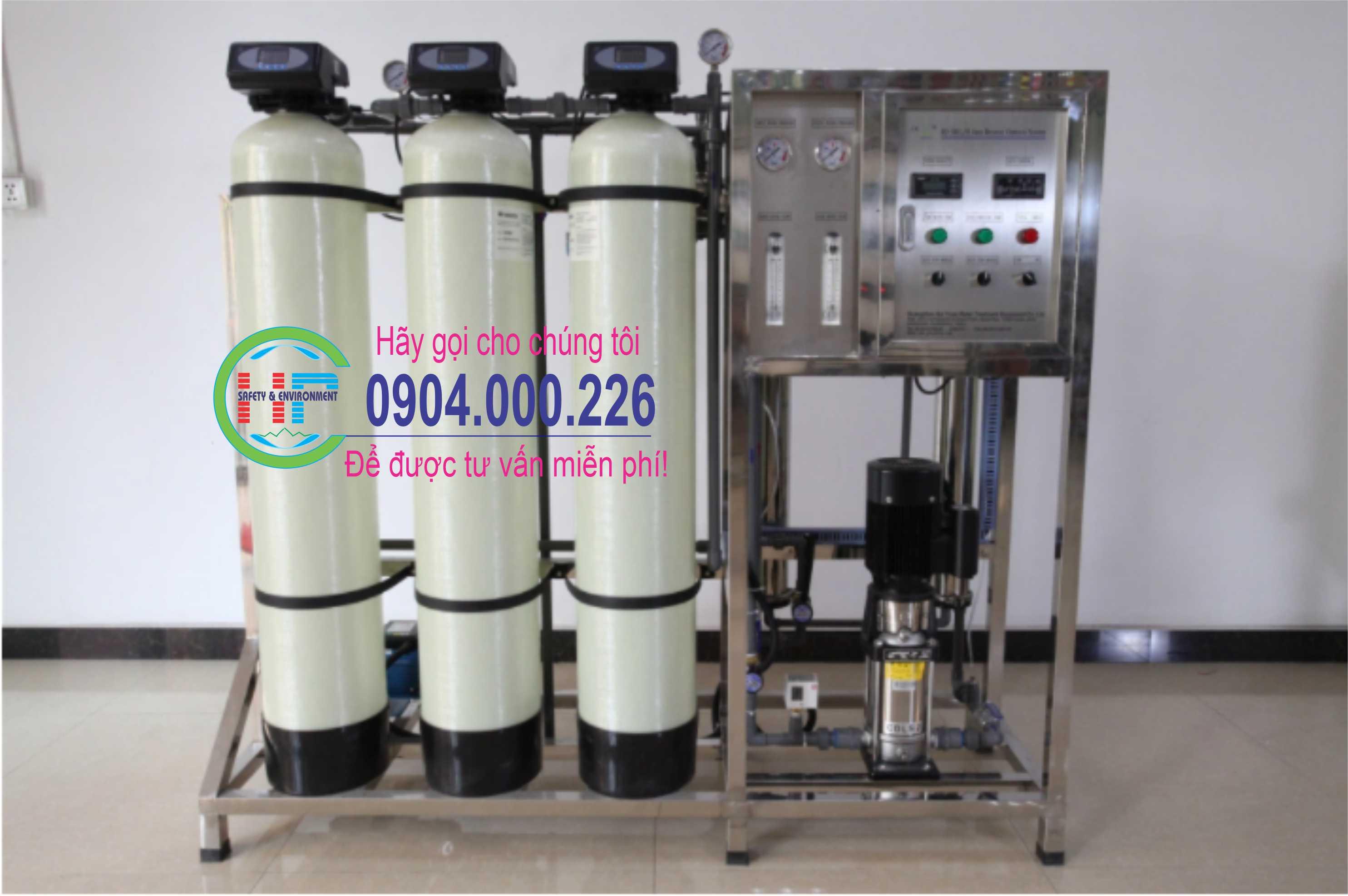 Hệ thống lọc nước RO 500 lít/giờ